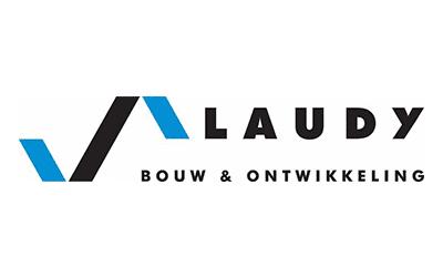 Laudy- bouw & ontwikkeling logo