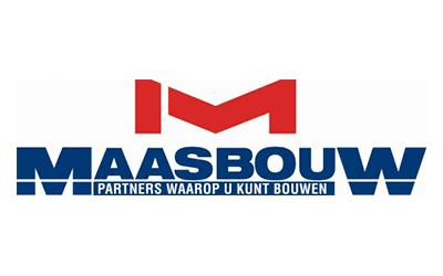 Maasbouw logo