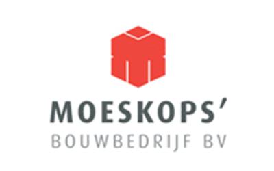 Moeskops bouwbedrijf bv logo