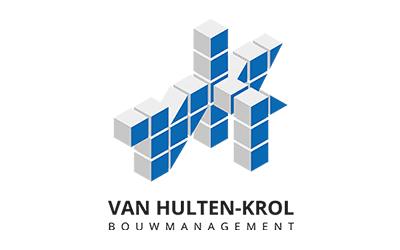 Van Hulten-Krol - bouwmanagment logo